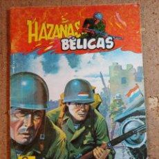 Tebeos: COMIC DE HAZAÑAS BELICAS EN MANOS DE PLATA DEL AÑO 1987 Nº 9. Lote 252173085