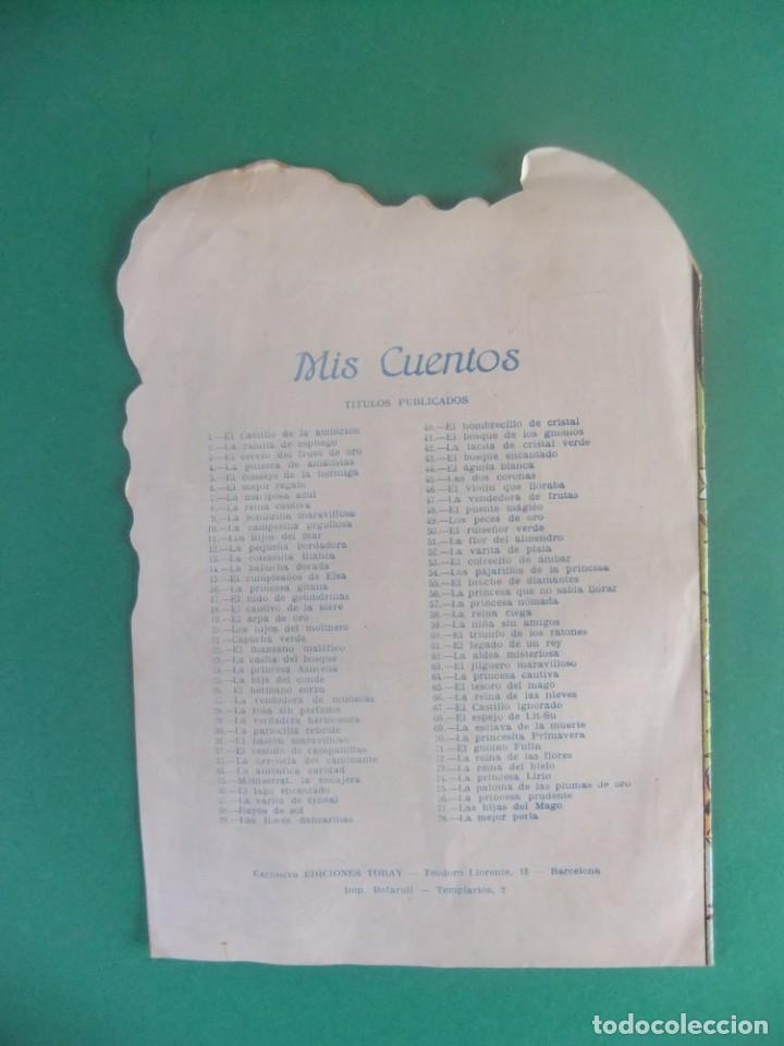 Tebeos: COLECCION MIS CUENTOS Nº 78 LA MEJOR PERLA EDICIONES TORAY - Foto 2 - 252922135