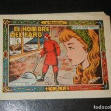BDs: COLECCION GRACIELA Nº94 - TORAY - EL HOMBRE DEL FARO. Lote 253008875