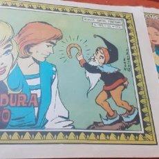 Tebeos: LOTE DE 2 TEBEOS DE AZUCENA AÑO 1965. Lote 253259915