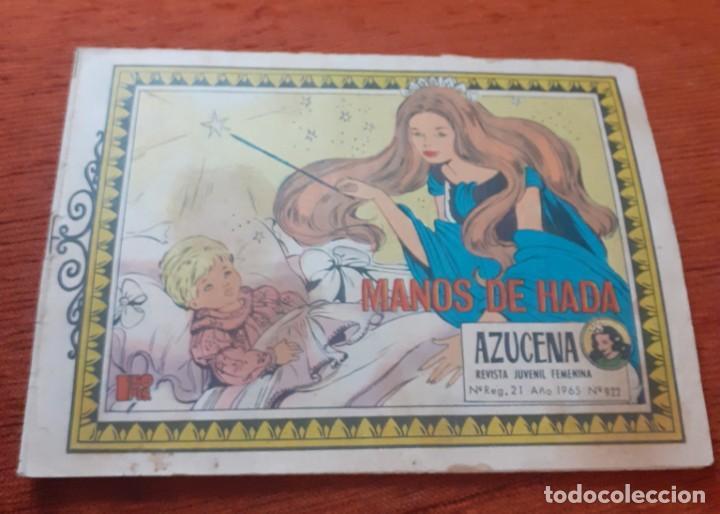 Tebeos: lote de 2 tebeos de Azucena año 1965 - Foto 2 - 253259915