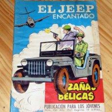 Tebeos: HAZAÑAS BÉLICAS - NUM 230 - EL JEEP ENCANTADO - EDICIONES TORAY. Lote 253761465