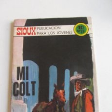 BDs: SIOUX Nº 178 MI COLT EDICIONES TORA 1971 SDX03. Lote 253884995