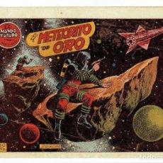 Tebeos: EL MUNDO FUTURO - AÑO I - Nº 20 - EL METEORITO DE ORO (ORIGINAL) TORAY 1955. Lote 253891140