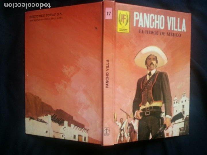 PANCHO VILLA, EL HEROE DE MEJICO (Tebeos y Comics - Toray - Otros)