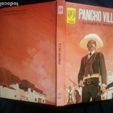 Tebeos: PANCHO VILLA, EL HEROE DE MEJICO. Lote 254147280