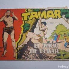 BDs: TORAY - TAMAR - 1961 - 99 EL JUICIO DE TAMAR. Lote 254217390