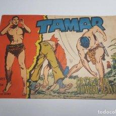 BDs: TORAY - TAMAR - 1961 - 123 LA CAZA DEL HOMBRE BLANCO. Lote 254255125