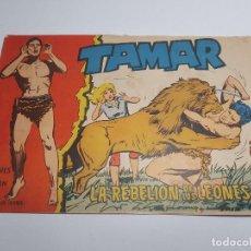 BDs: TORAY - TAMAR - 1961 - 125 LA REBELION DE LOS LEONES. Lote 254255420