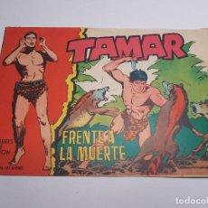 Tebeos: TORAY - TAMAR - 1961 - 137 FRENTE A LA MUERTE. Lote 254257810