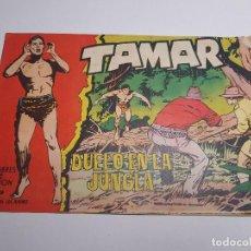 BDs: TORAY - TAMAR - 1961 - 139 DUELO EN LA JUNGLA. Lote 254258090