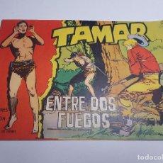 Tebeos: TORAY - TAMAR - 1961 - 141 ENTRE DOS FUEGOS. Lote 254258280
