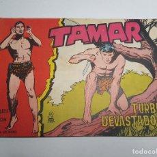 Tebeos: TORAY - TAMAR - 1961 - 146 TURBA DEVASTADORA. Lote 254258705