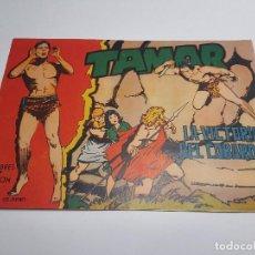 Tebeos: TORAY - TAMAR - 1961 - 150 LA VICTORIA DEL COBARDE. Lote 254259280