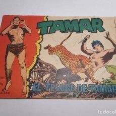 Tebeos: TORAY - TAMAR - 1961 - 151 EL TESORO DE TAMAR. Lote 254259425