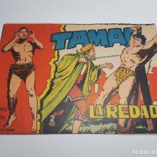 Tebeos: TORAY - TAMAR - 1961 - 152 LA REDADA. Lote 254259550