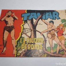 Tebeos: TORAY - TAMAR - 1961 - 153 LA CIUDAD PERDIDA. Lote 254259785