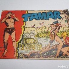 Tebeos: TORAY - TAMAR - 1961 - 154 DANDO LA ESPALDA. Lote 254259995
