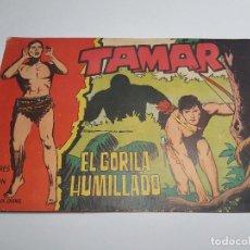 Tebeos: TORAY - TAMAR - 1961 - 155 EL GORILA HUMILLADO. Lote 254260145