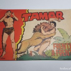 Tebeos: TORAY - TAMAR - 1961 - 156 FRENTE A FRENTE. Lote 254260580