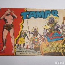 Tebeos: TORAY - TAMAR - 1961 - 163 TAMBORES DE GUERRA. Lote 254261840