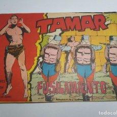 Tebeos: TORAY - TAMAR - 1961 - 164 FUSILAMIENTO. Lote 254261935