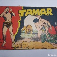 Tebeos: TORAY - TAMAR - 1961 - 165 UN PEDAZO DE PAPEL. Lote 254262045