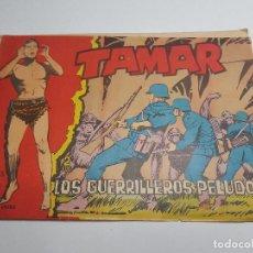 Tebeos: TORAY - TAMAR - 1961 - 167 LOS GUERRILLEROS PELUDOS. Lote 254262305