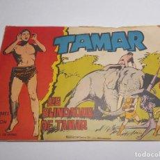 Tebeos: TORAY - TAMAR - 1961 - 168 LOS BLINDADOS DE TAMAR. Lote 254262505