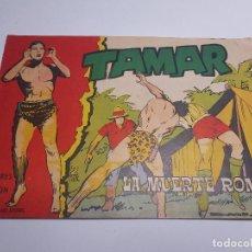BDs: TORAY - TAMAR - 1961 - 170 LA MUERTE RONDA. Lote 254262750
