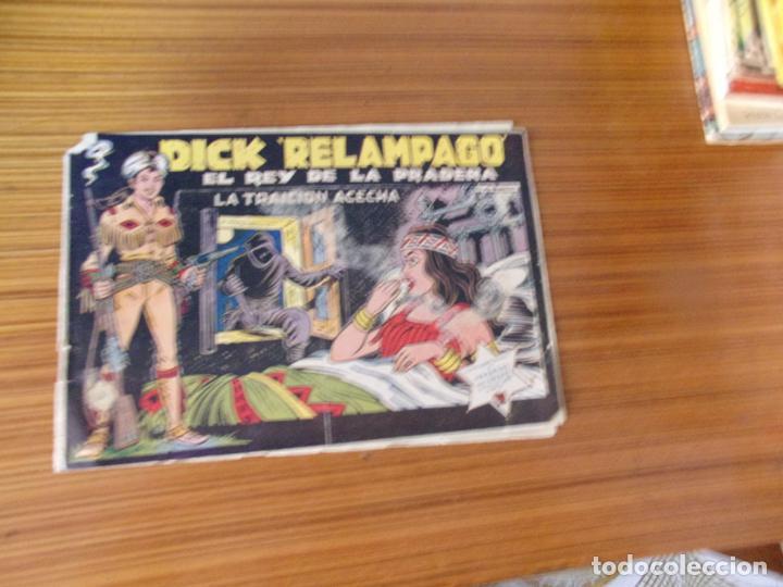 DICK RELAMPAGO Nº 8 EDITA TORAY (Tebeos y Comics - Toray - Dick Relampago)