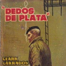 Tebeos: HAZAÑAS BELICAS - 290 - DEDOS DE PLATA - BOLSILIBROS ALFIL BUENOS AIRES AÑOS 60. Lote 254361180