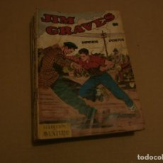 Tebeos: JIM GRAVES . COLECCION SELECCION DE AVENTURAS - EDICIONES TORAY - ORIGINAL DE. Lote 254613035
