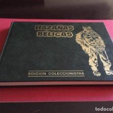 Tebeos: HAZAÑAS BÉLICAS EDICION COLECCIONISTAS TOMO 11. Lote 254672400
