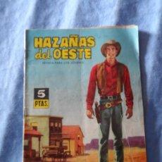 Tebeos: HAZAÑAS DEL OESTE Nº 80 EDITORIAL TORAY. Lote 254777595