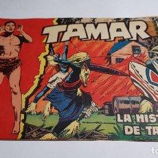 BDs: TORAY - TAMAR - 1961 - 4 LA HISTORIA DE TAMAR. Lote 255937585