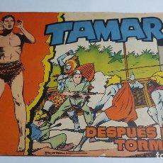 Tebeos: TORAY - TAMAR - 1961 - 8 DESPUES DE LAS TORMENTAS. Lote 255938090