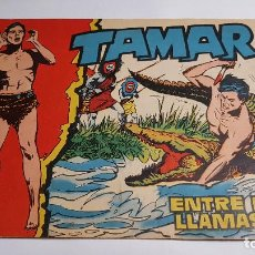BDs: TORAY - TAMAR - 1961 - 10 ENTRE LAS LLAMAS. Lote 255938315