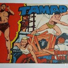 BDs: TORAY - TAMAR - 1961 - 23 LIBERTANDO A LOS AMIGOS. Lote 255939840