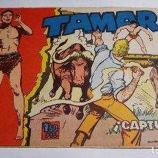 Tebeos: TORAY - TAMAR - 1961 - 25 CAPTURADO. Lote 255940225