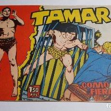 Tebeos: TORAY - TAMAR - 1961 - 26 COMO LAS FIERAS. Lote 255940355