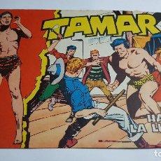 Tebeos: TORAY - TAMAR - 1961 - 27 HACIA LA LIBERTAD. Lote 255940440