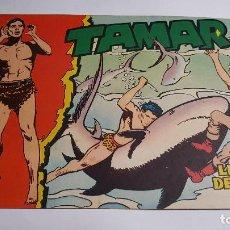 Tebeos: TORAY - TAMAR - 1961 - 28 LOS LEONES DEL MAR. Lote 255940520