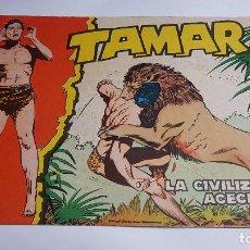 Tebeos: TORAY - TAMAR - 1961 - 31 LA CIVILIZACION ACECHA. Lote 255940960
