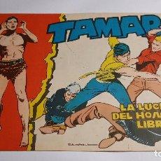 BDs: TORAY - TAMAR - 1961 - 32 LA LUCHA DEL HOMBRE LIBRE. Lote 255941085