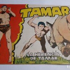 Tebeos: TORAY - TAMAR - 1961 - 33 LA HERENCIA DE TAMAR. Lote 255941155