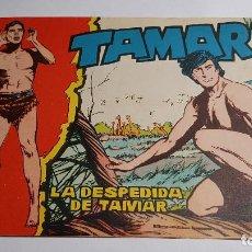 BDs: TORAY - TAMAR - 1961 - 38 LA DESPEDIDA DE TAMAR. Lote 255942250