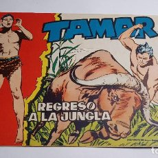 Tebeos: TORAY - TAMAR - 1961 - 39 REGRESO A LA JUNGLA. Lote 255942350