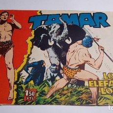 Tebeos: TORAY - TAMAR - 1961 - 41 LOS ELEFANTES LOCOS. Lote 255942675