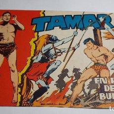 Tebeos: TORAY - TAMAR - 1961 - 42 EN PODER DE LOS BULUSSIS. Lote 255942830